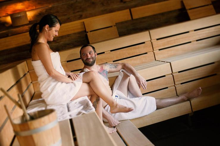 Sauna- & Wellness