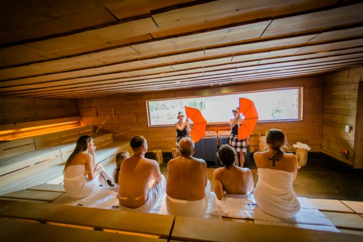 Sauna Events